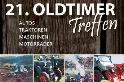 Oldtimer Treffen Flyer